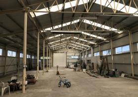 Spaţiu industrial de vânzare, 780 mp, Industriala